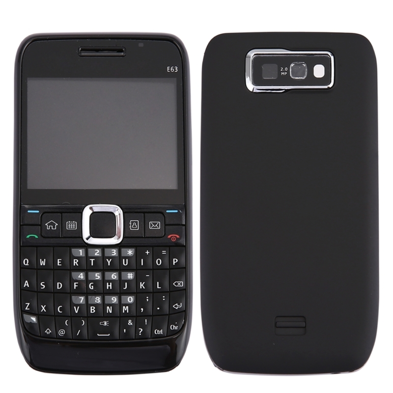 Replacement For Nokia E63 Full Housing Cover  Front Cover