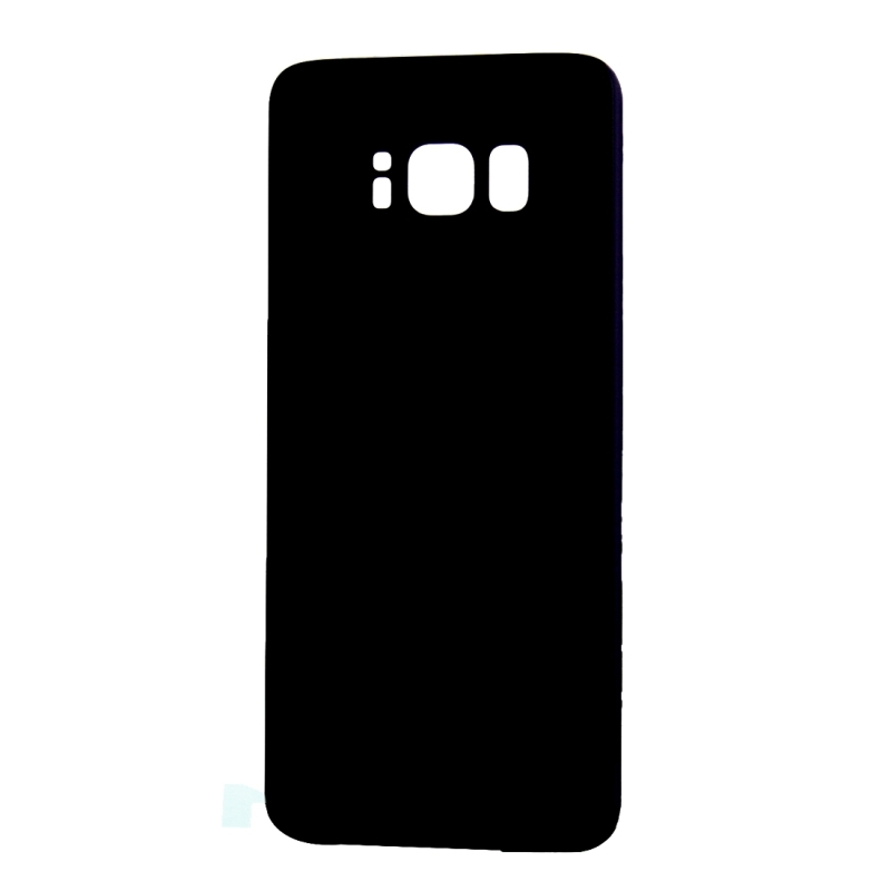 wholesale dealer d7ec8 a84a9 Replacement for Samsung Galaxy S8 Original Battery Back Cover (Midnight  Black)