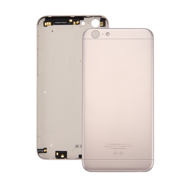 super popular 72114 12536 Replacement OPPO A57 Battery Back Cover (Gold)