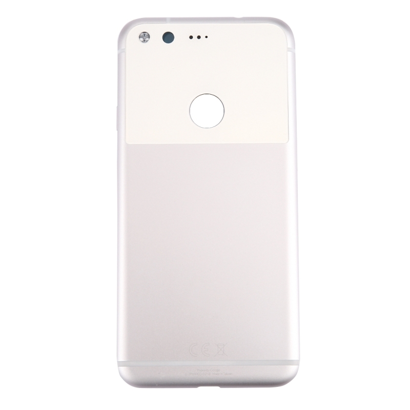 newest b3850 a4747 Replacement for Google Pixel XL / Nexus M1 Battery Back Cover (Silver)
