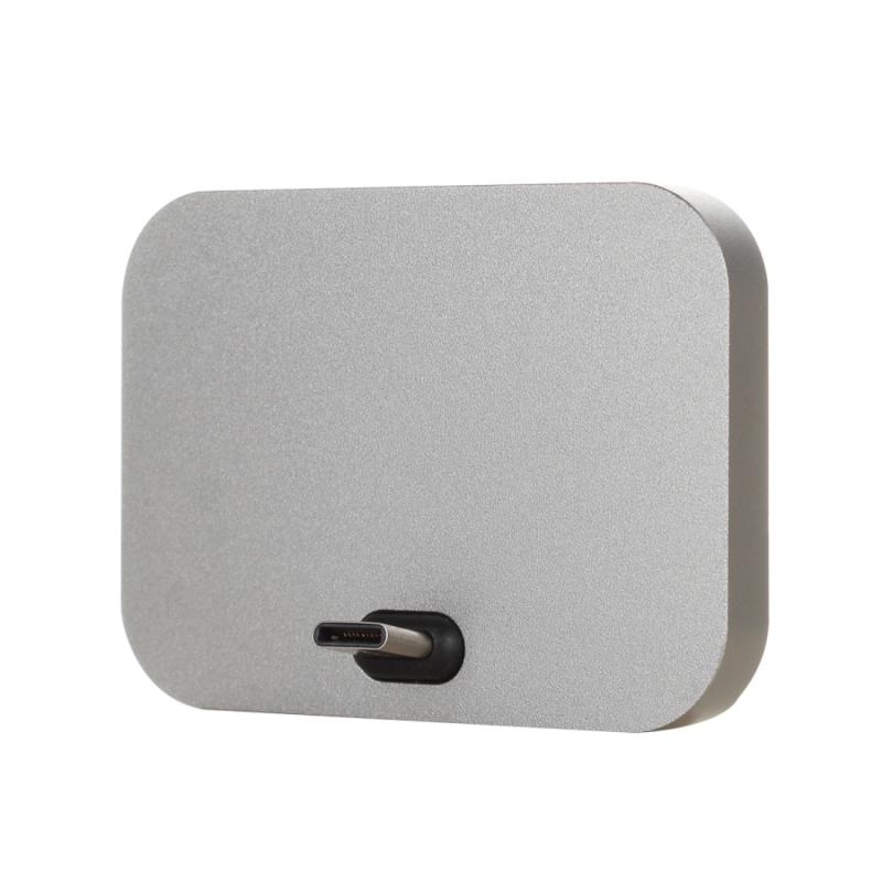 Type-C Aluminum Alloy Desktop Station Dock Charger for ...