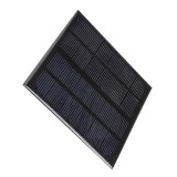 3pcs 3W 6V Epoxy Solar Panel Solar Cell Panel DIY Solar Charger Panel