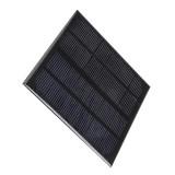 3pcs 3W 6V Epoxy Solar Panel Solar Cell Panel DIY Solar Charger Panel