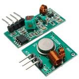 5Pcs 315MHz XD-FST XD-RF-5V Wireless Transmitter Receiver Module