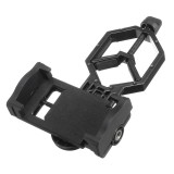 Mobile Phone Adapter Holder Mount Telescope Binocular Microscope Spotting Scope