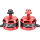 Racerstar Racing Edition 2205 BR2205 2800KV 2-4S Brushless Motor For X180 X210 X220 FPV Racing Frame