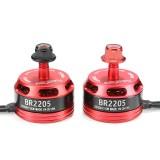 Racerstar Racing Edition 2205 BR2205 3000KV 2-4S Brushless Motor For X180 X210 X220 FPV Racing Frame