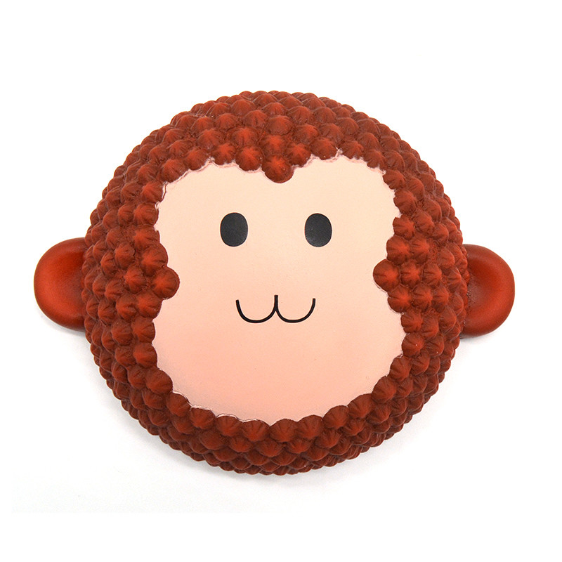 Areedy Squishy Jumbo Monkey Cake 15cm Scented Slow Rising Original Packaging Collection Gift Decor