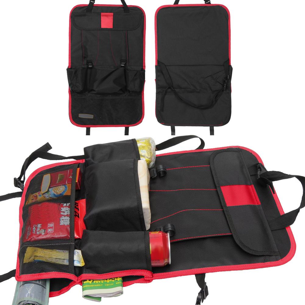 Car Seat Pocket Storage Organizer