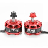 Racerstar Racing Edition 2306 BR2306S 2700KV 2-4S Brushless Motor For X210 X220 250 FPV Racing Frame