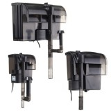 Power Filter Hang-on Aquarium Filter Fish Tank Filter External Hanging Fish Tank Power Filter