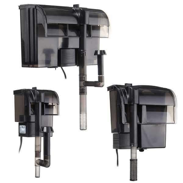 Power filter hang on aquarium filter fish tank filter for Filters for fish tanks