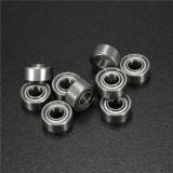 10pcs 684ZZ 4x9x4mm Ball Bearings Metal Double Shielded Miniature Ball Bearings