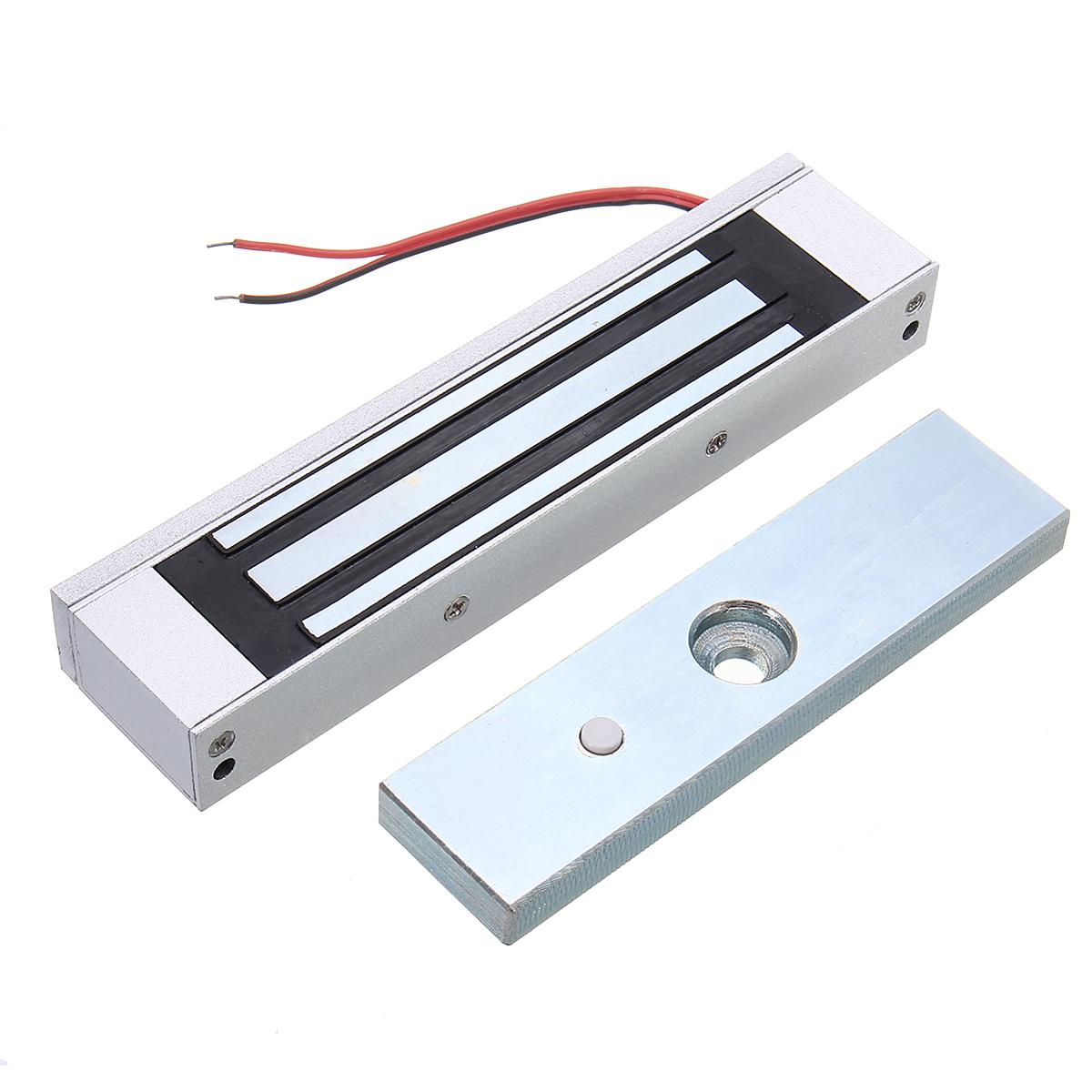 Single door 12v electric magnetic electromagnetic lock for 12v magnetic door lock