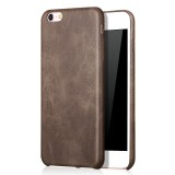 Bakeey™ Retro Soft PU Leather Ultra-thin Shockproof Case Back Cover For iPhone 6Plus 6sPlus 5.5 Inch