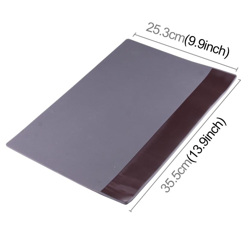 OSS Team Maintenance Platform High Temperature Heat-resistant Magnetic Anti-static Repair Insulation Pad Silicone Mats, 35 x 25cm (Grey)
