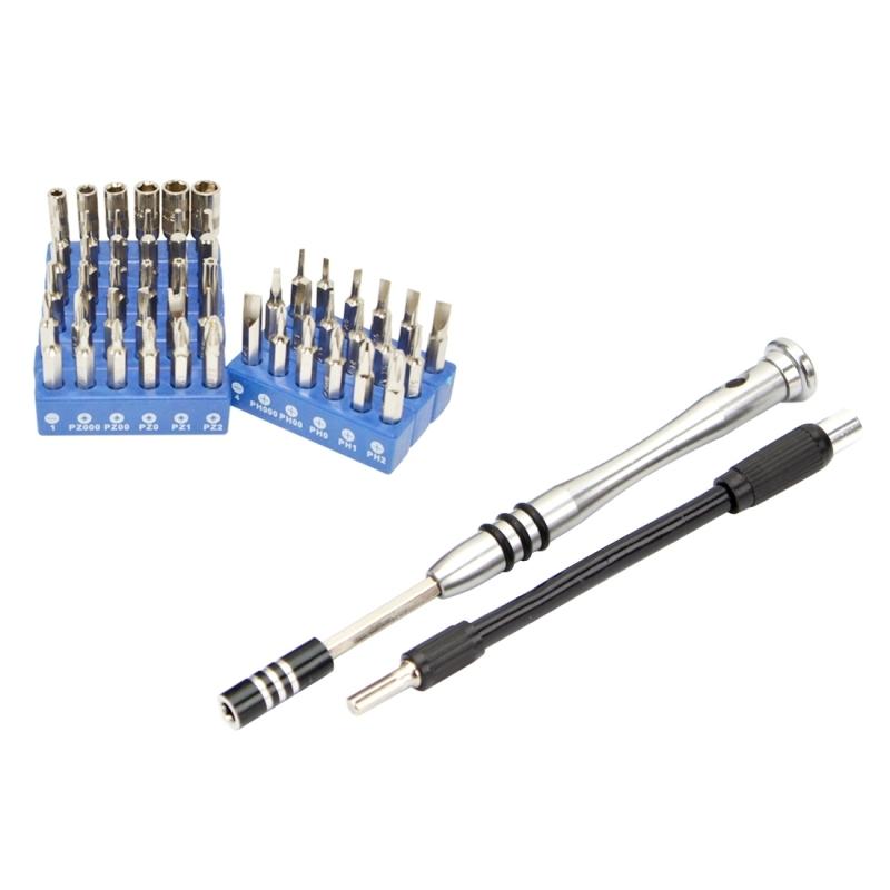 a54bit 54 in 1 professional multi functional screwdriver set alex nld. Black Bedroom Furniture Sets. Home Design Ideas