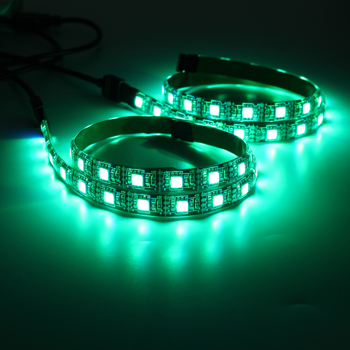 12mm 4pin Led Connector For Rgb Led Strip Lights With Wire Alex Nld