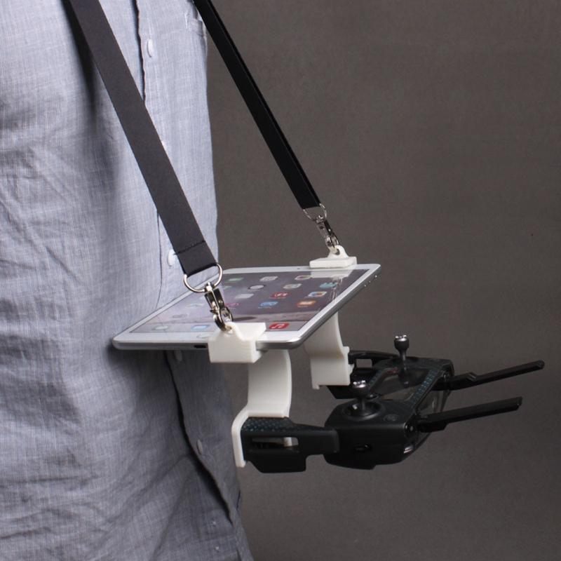 3d Printed 7 9 9 7 Inch Ipad Tablet Bracket Fpv Holder