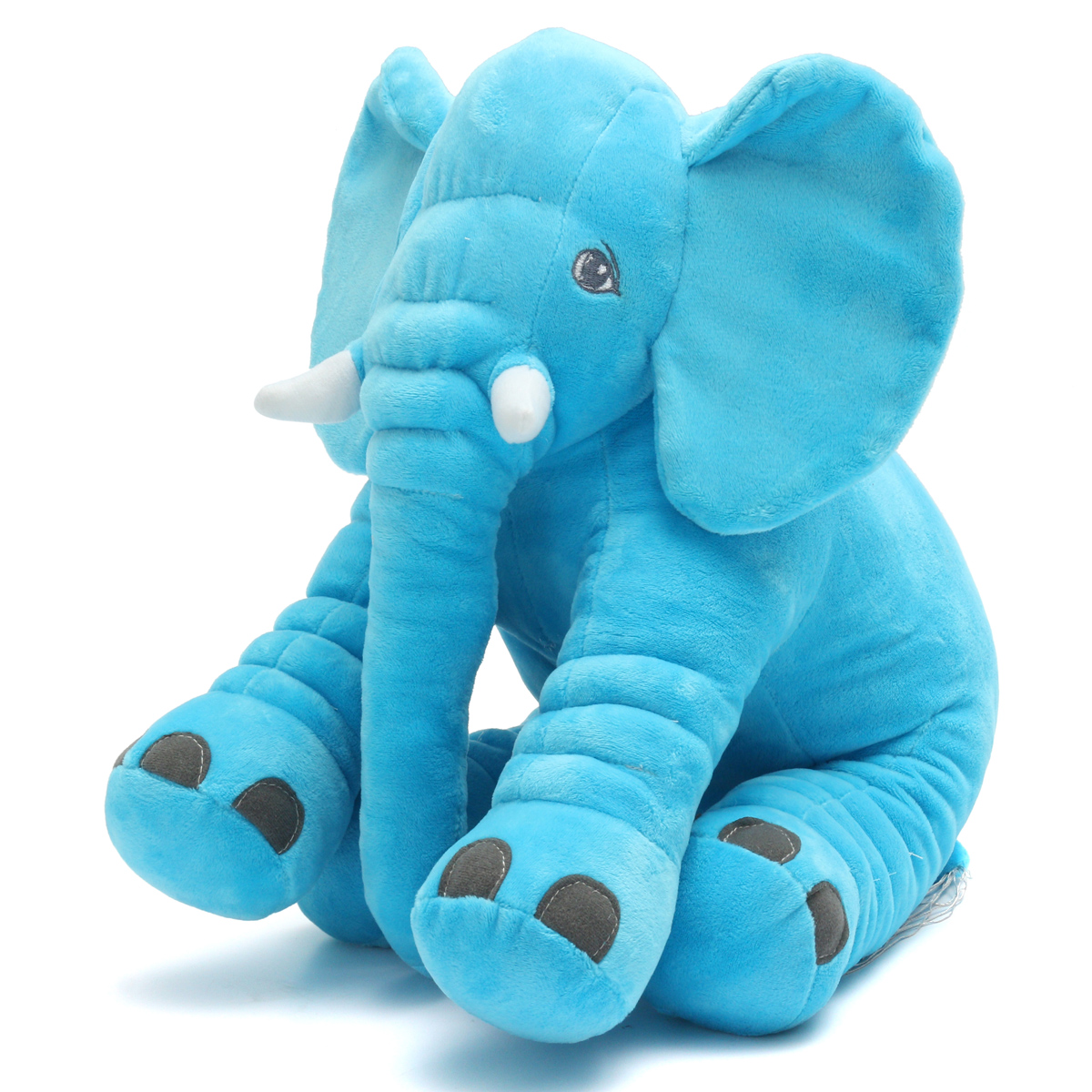 35x40cm Baby Children Kids Soft Plush Elephant Sleep