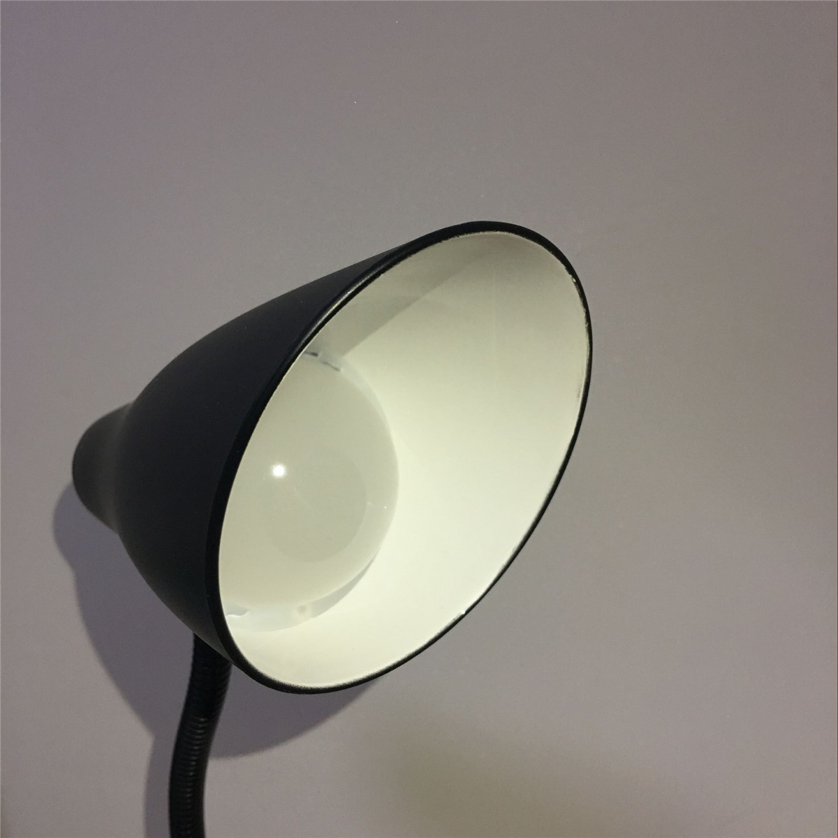 Dc5v 6w multi function led smart touch dimming table lamp usb a single click on the induction area the brightness followed by ring point hand immediately open packing list 1 x glisteny desk lamp aloadofball Gallery