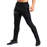 Spring Summer Mens Soild Color Outdoor Casual Sport Pants Fitness Training Running Pants