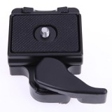 Universal Quick Release Plate for SLR DSLR Camera Lens Tripod Clamp Plate Adapter Tripod Monopods Mount Screw