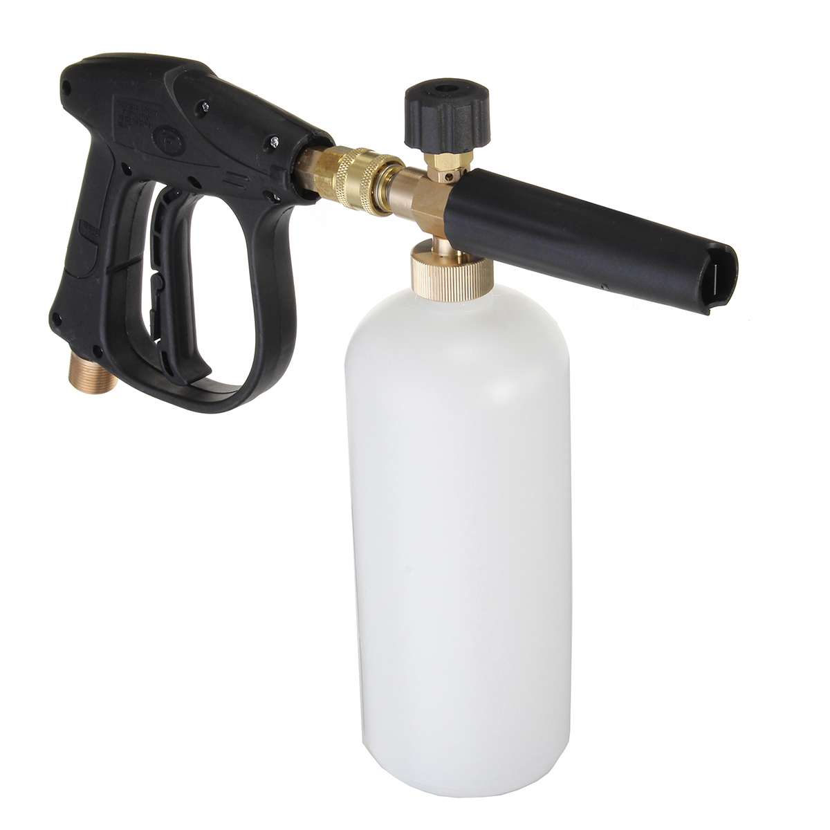 Pressure Washer Gun >> High Pressure Washer Gun Water Jet Snow Foam Lance Cannon W Glove 5