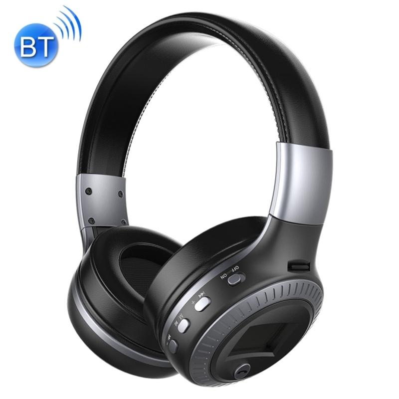 Retractable bluetooth headphones tri - zealot bluetooth headphones