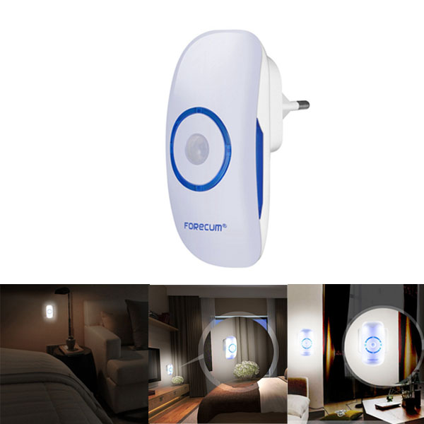 Portable PIR Motion Sensor Body Induction Light Control