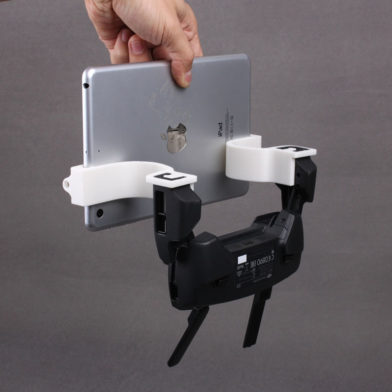 3d Printed 7 9 9 7 Inch Ipad Tablet Bracket Fpv Holder