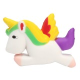 12CM Unicorn Squishy Slow Rising Cartoon Doll Squeeze Toy Collectibles for Cellphone