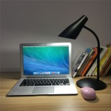 DC5V 6W Multi-function LED Smart Touch Dimming Table Lamp USB Charging Book Desk Reading Light