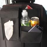 Car Seat Storage Bag Organizer Holder Multi-Pocket Travel Storage Hanging Bag