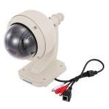 szsinocam SN-HSP-4006 1080P 1/3 inch H.264 IR-Cut 4X Zoom Auto Focus Lens Waterproof WiFi IP PTZ Dome Camera, Night Vision Motion Detection, IR Distance: 30m