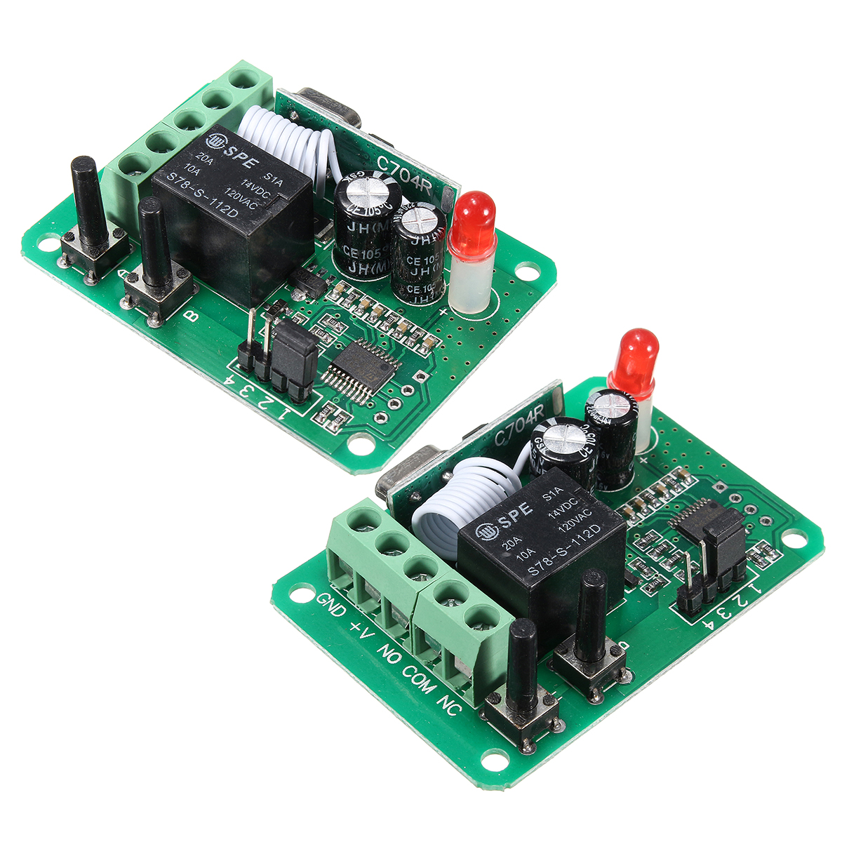 Dc12v 1ch 315 433mhz Wireless Time Delay Relay Rf Remote Control The Equipment Is Mode You Cc0f17b4 4ad7 4191 A5b9 70ce6e897461