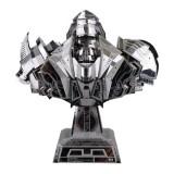 MU DIY Jigsaw Puzzle 3d Metal Stainless Steel Machine Model For Kids Children Gift