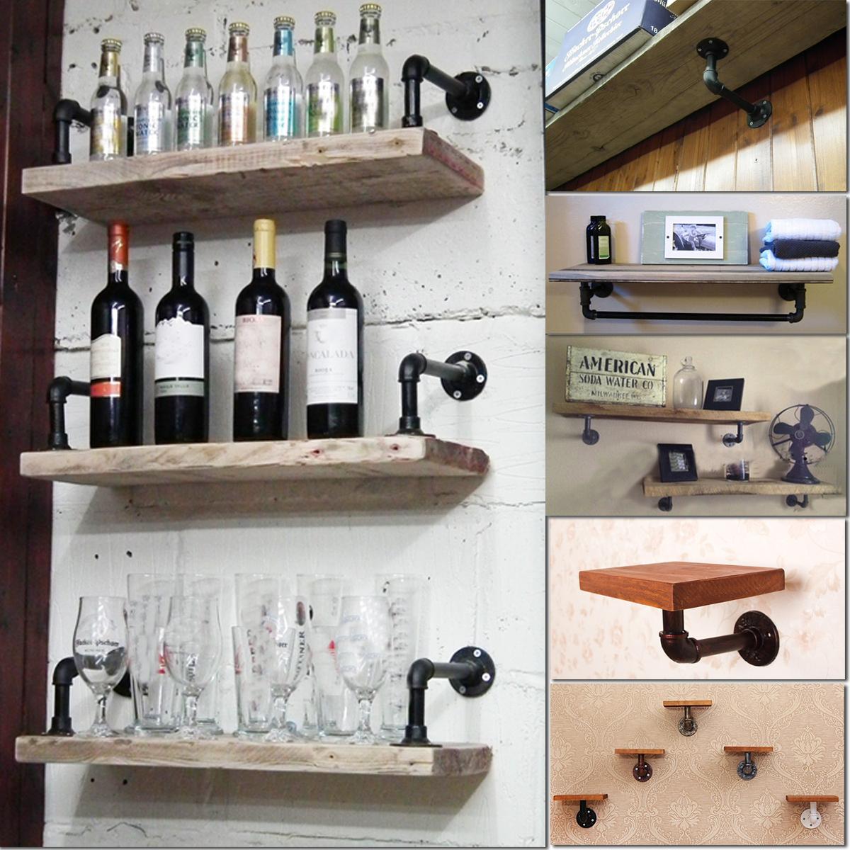 shelf iron warehouse industrial sliding product detail brackets