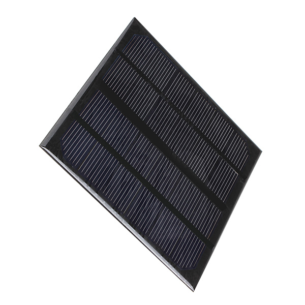 5pcs 3W 6V Epoxy Solar Panel Solar Cell Panel DIY Solar Charger Panel