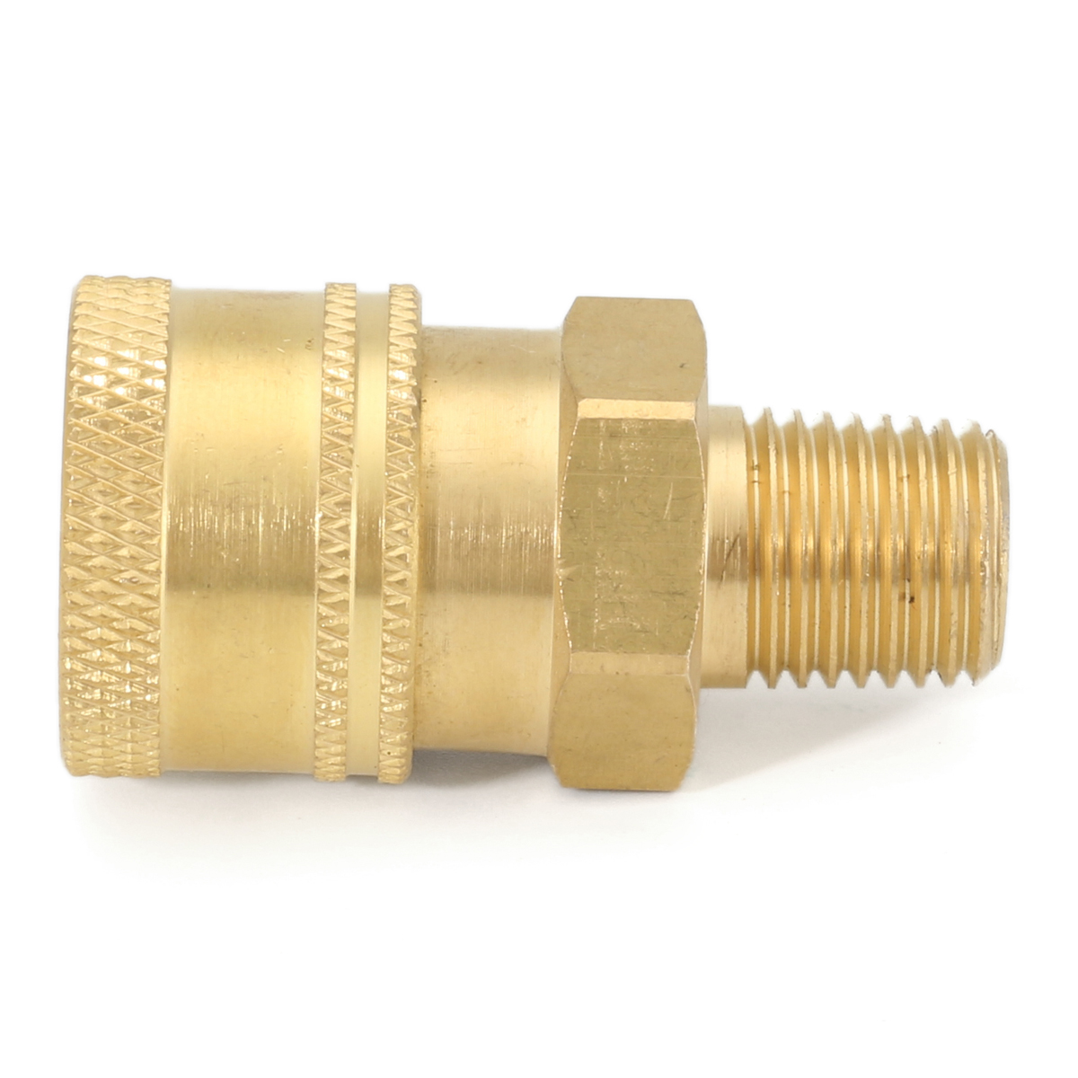 1 4 Inch Male Npt Quick Coupler Socket Brass Pressure