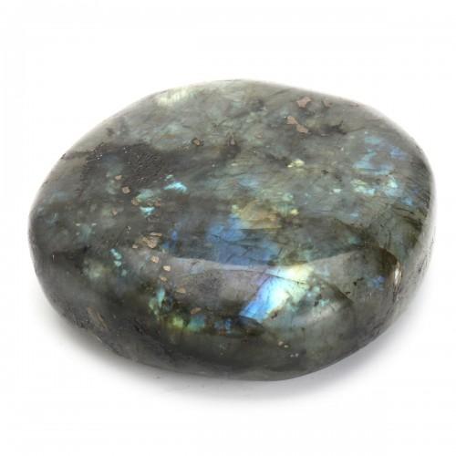 Natural Stone Labradorite Healing Minera Quartz Crystal Paperweight Stone Jewelry