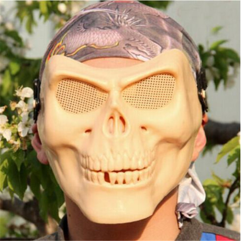 1 skull mask