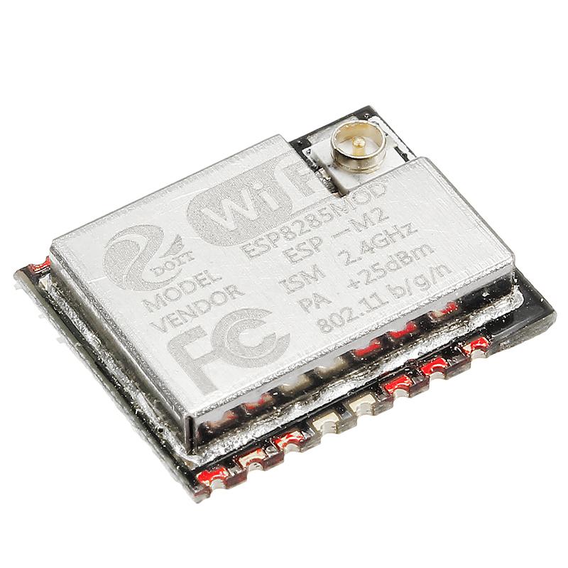 Mini ESP-M1 ESP8285 Serial Wireless WiFi Transmission Module IoT Compatible  With ESP8266