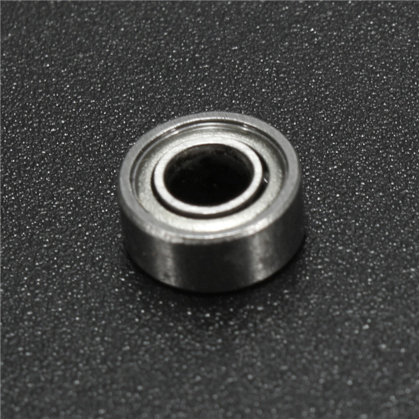 10pcs 683ZZ 3x7x3mm Ball Bearings Deep Groove Double Shielded Miniature Ball Bearings