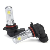 1Pair Autoleader TDRL Car LED Headlights Fog Lamps 8W 1500lm 6000K H1 H3 H4 H7 H11 H16 9005 9006