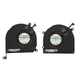 1 Pair Replacement for Macbook Pro 15.4 inch (2009 – 2011) A1286 / MB985 / MC721 / MC371 Cooling Fans (Left + Right)
