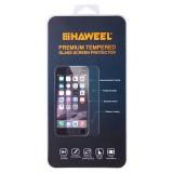 Huawei Enjoy 7 Plus 0.33mm 9H Surface Hardness Silk-screen Full Screen Tempered Glass Screen Protector (Black)