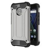 For Motorola Moto G (5th Gen.) Magic Armor TPU + PC Combination Case (Grey)