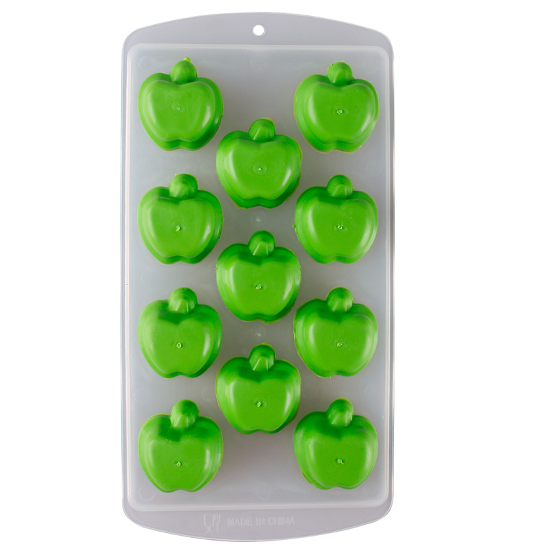 Cute Silicone Chocolate Mold Maker Ice Cube Tray Freeze Mould Bar Pudding Jelly