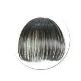 Fashion Women Air Thin Synthetic Hair Bangs Translucent Fake Fringe Bangs
